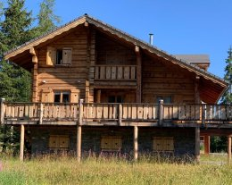 Chalet Chti Loups