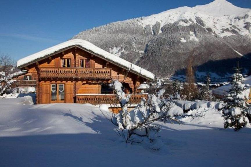 Location chalet de luxe l 39 arba clar morzine 2062 - Chalet de montagne luxe rkd architecte ...