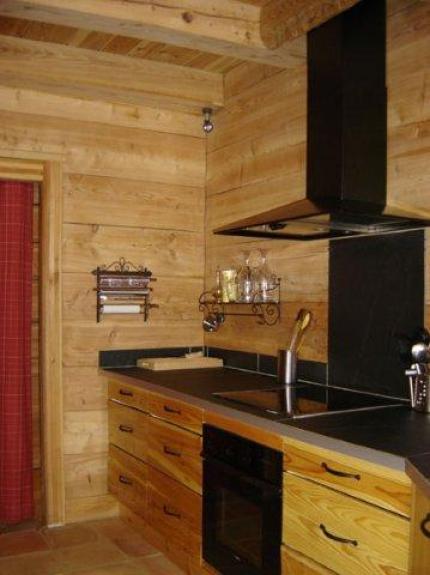 Rental Luxury chalet L\'Isba Vars - 2960 | Chalet-montagne.com