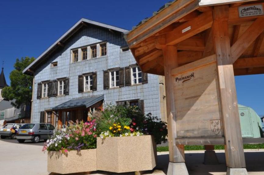 Location appartement dans maison cristalie les rousses for Location appartement dans maison