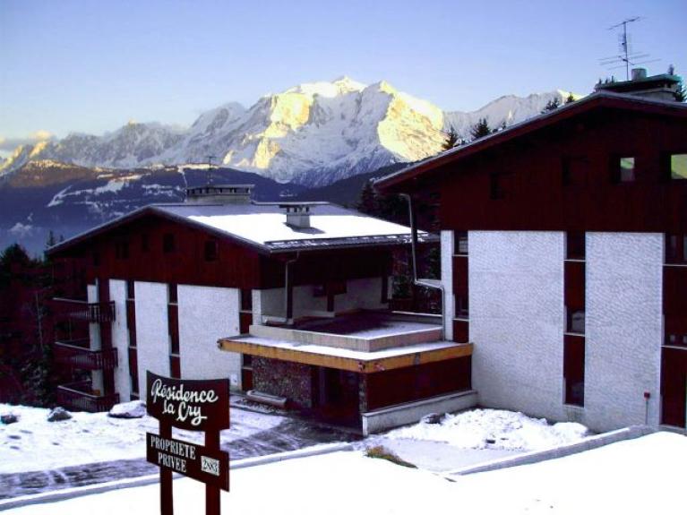 Location appartement en r sidence r sidence la cry - Office du tourisme combloux location ...