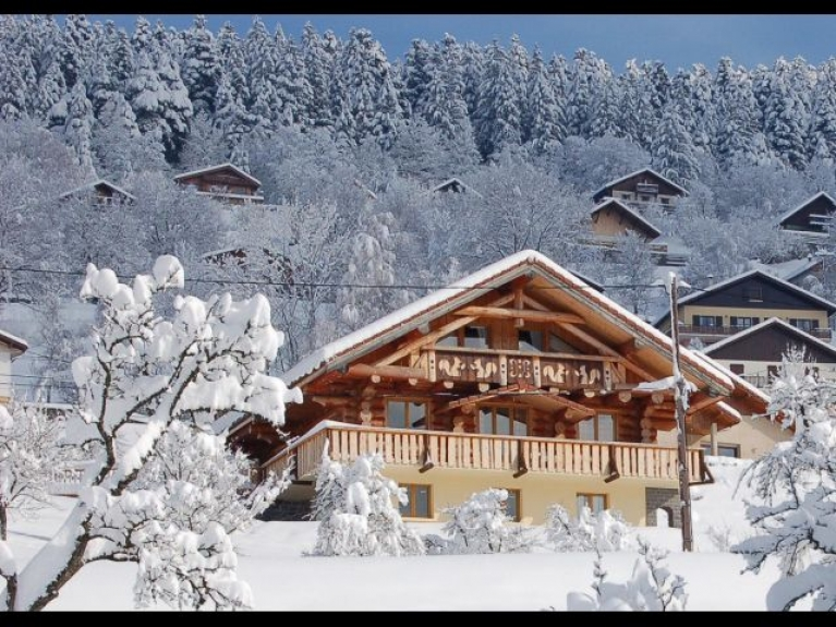 location chalet individuel la fuste des ecureuils la bresse 7893 chalet. Black Bedroom Furniture Sets. Home Design Ideas