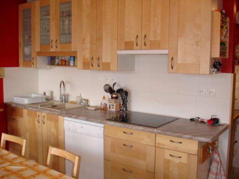 Location appartement en r sidence hermine oz en oisans 9008 chalet for Cuisine montagne