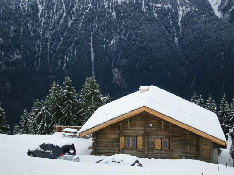 location chalet individuel authentique chalet d alpage 224 500m des pistes les saisies 9696