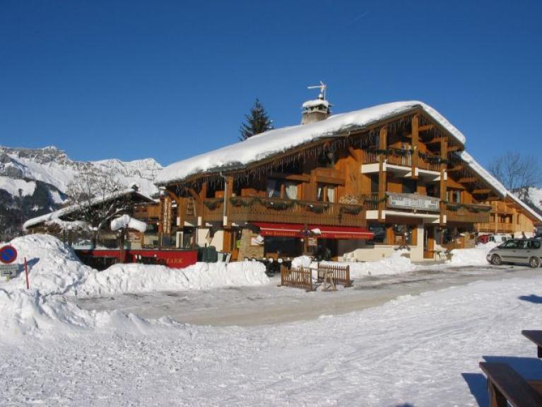 Location appartement en r sidence le t l mark 8pers crest voland cohennoz 10328 chalet - Office de tourisme crest voland ...