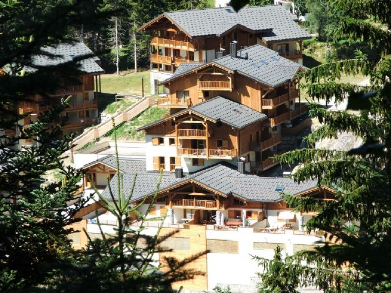 location appartement en r 233 sidence r 233 sidence chalets des oursons crest voland cohennoz 10904