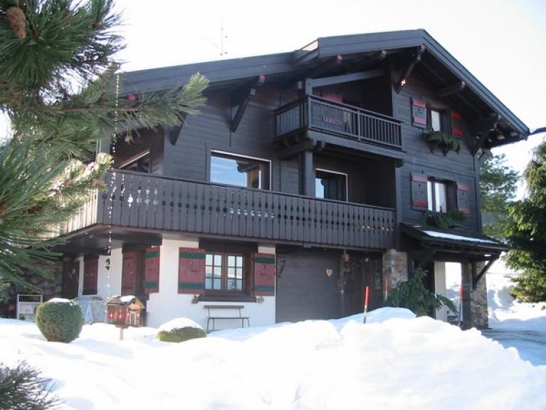 Location appartement en chalet combloux appt de charme - Office du tourisme combloux location ...