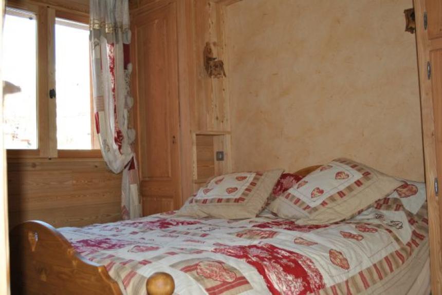 nimbus linge de lit Location Chalet de luxe Le Nimbus des Guibertes Serre Chevalier  nimbus linge de lit