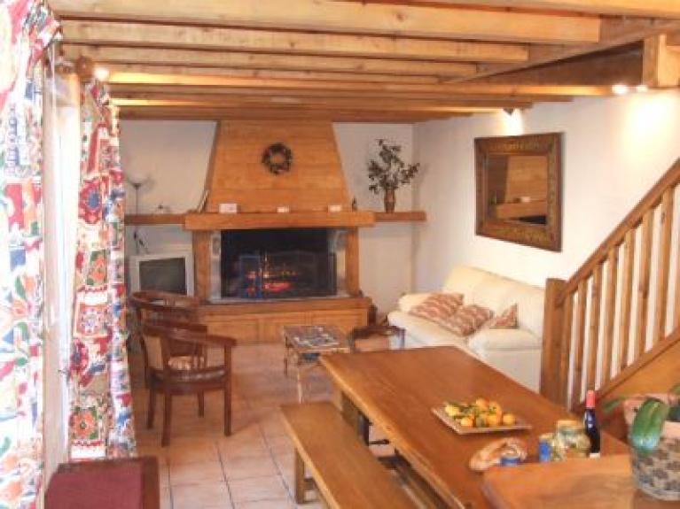 location chalet mitoyen la ferme de gayri de 4 224 10 personnes avec sauna et lary