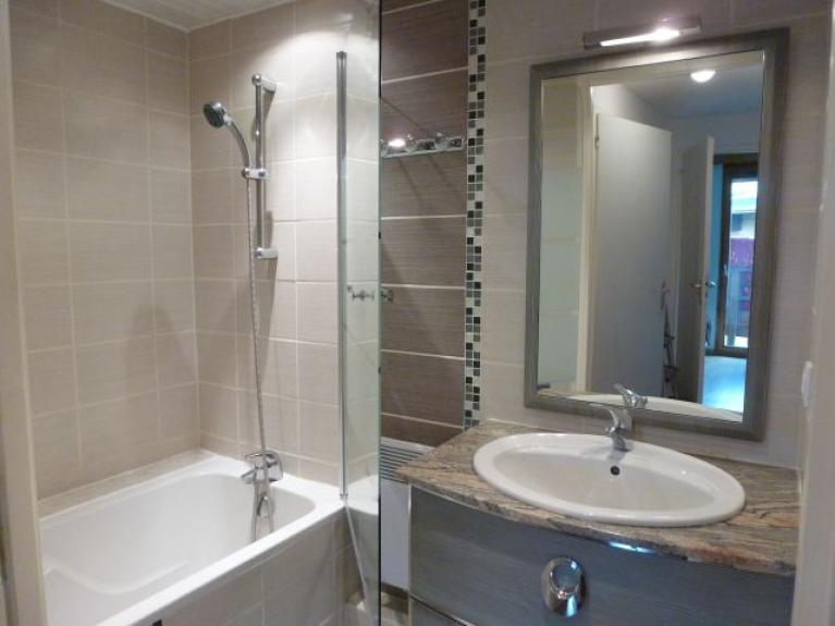 Location r sidence de tourisme chalet de la vanoise n for Petite salle de douche avec wc