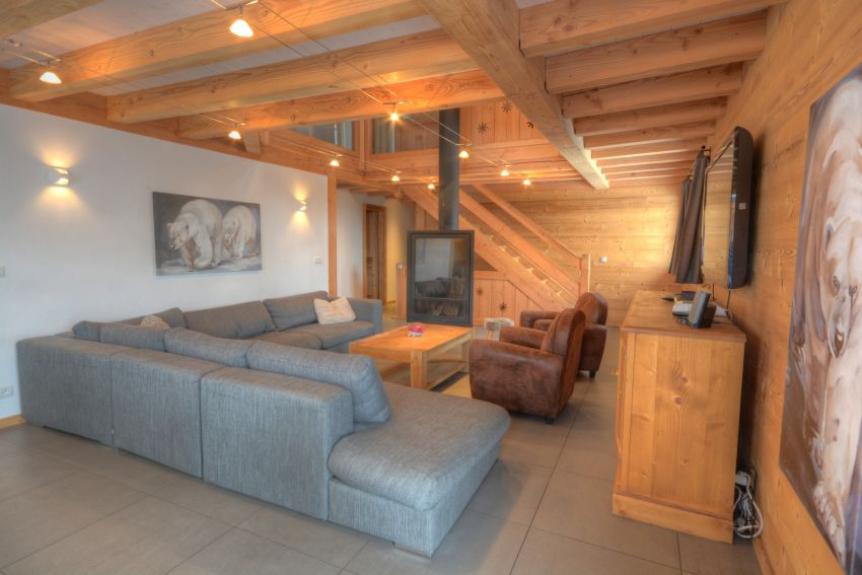 Location Chalet de luxe Chalet d\'exception au pied des pistes, plus ...