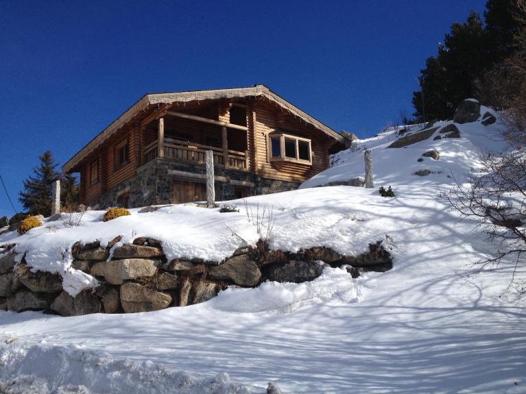 location chalet montagne 64