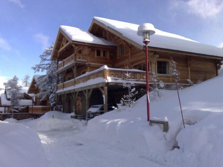location chalet montagne vars