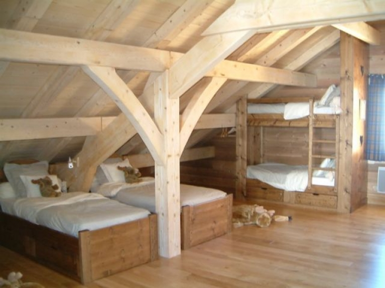 location chalet de luxe la datcha vars 1585 chalet. Black Bedroom Furniture Sets. Home Design Ideas