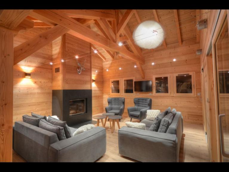 location chalet de luxe chalet cachemire les carroz d 39 araches 14028 chalet. Black Bedroom Furniture Sets. Home Design Ideas