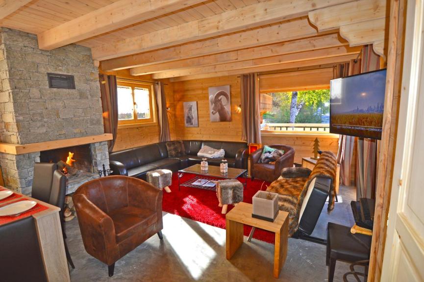 vente la plagne chalet individuel chalet phoenix la plagne. Black Bedroom Furniture Sets. Home Design Ideas