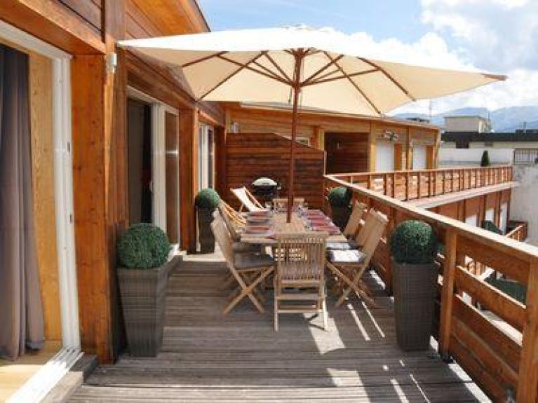 Location appartement en r sidence magnifique appartement luxe et design au coeur de praloup 1600 - Residence de luxe montagne locati ...