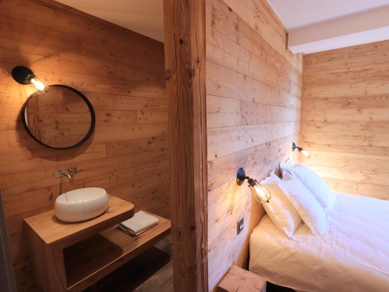 Vermietung Ferienwohnung in einem Chalet Chalet l\'Ardoisière 1 ...